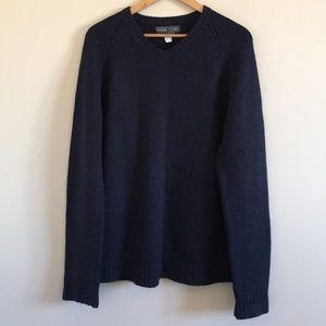 Banana Republic | Men's Wool Camel Alpaca Sweater